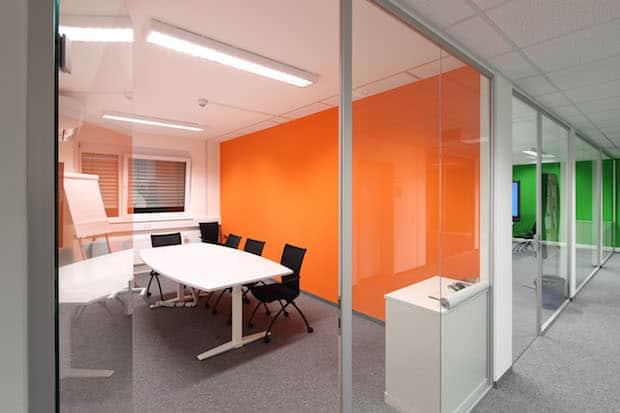 Bild von Heinkel Modulbau baut ein Bürogebäude in Containerbauweise für Bosch