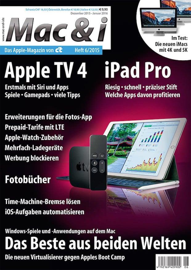 Bild von Apple TV 4: Spielen, ohne noch einmal zu bezahlen