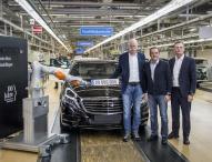 Mercedes-Benz Werk Sindelfingen produziert 20-millionstes Fahrzeug