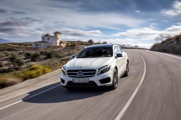 Bild von Mercedes-Benz mit absatzstärkstem November