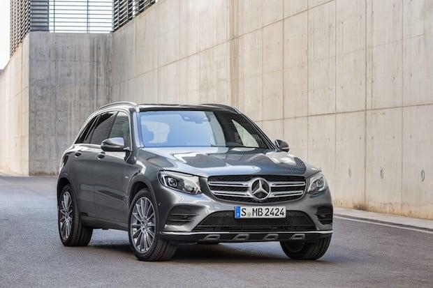 Photo of Fünf Sterne für den Mercedes-Benz GLC