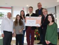 3.000 Euro für die Nieder-Ramstädter Diakonie