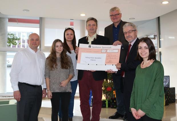 Photo of 3.000 Euro für die Nieder-Ramstädter Diakonie