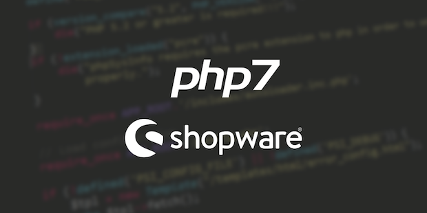 Photo of Eines der ersten Shopsysteme mit dem gestern erschienenen PHP 7