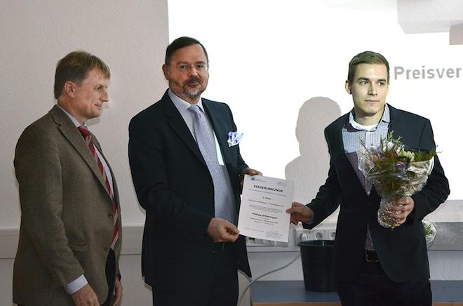 Photo of Junge Unternehmensgründer ausgezeichnet