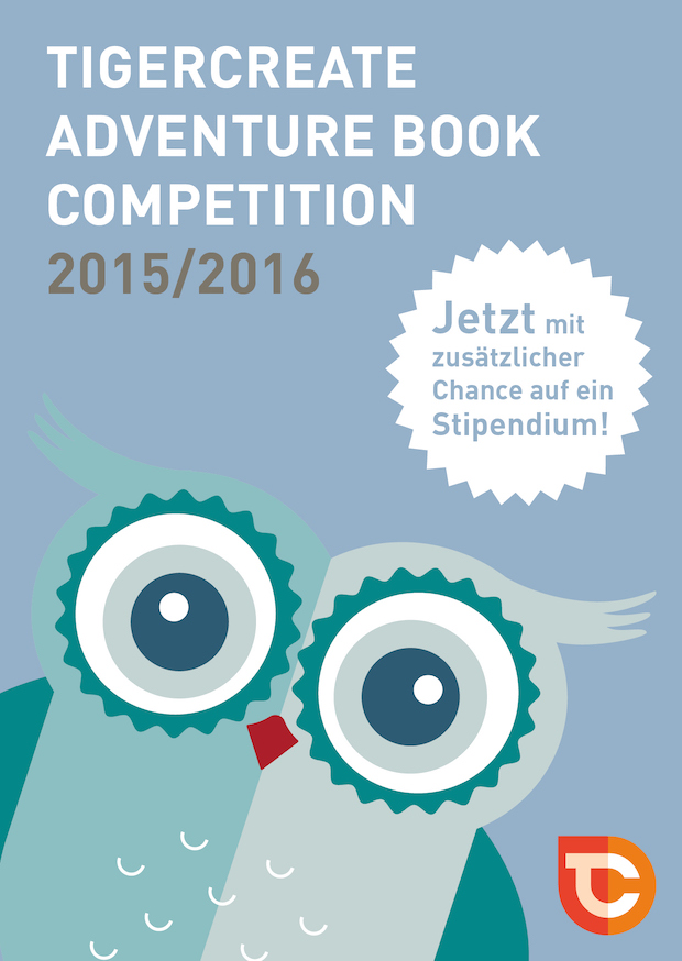 Photo of TigerCreate sucht kreative Köpfe für die Adventure Book Competition 2016
