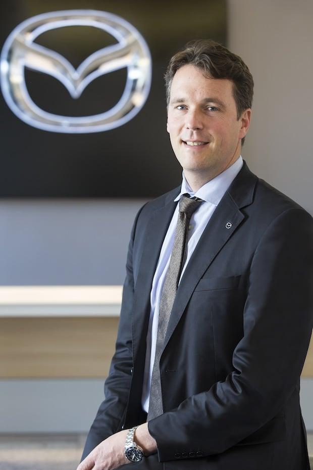 Bild von Mazda mit neuer Geschäftsführung
