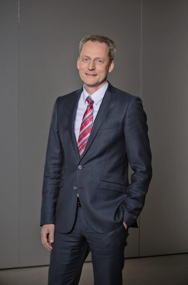 Bild von Christian Strube neues Vorstandsmitglied für Technische Entwicklung
