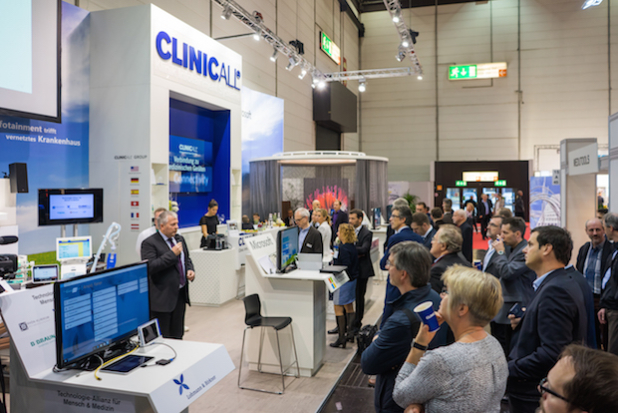 """Quellenangabe: """"obs/ClinicAll Germany"""""""