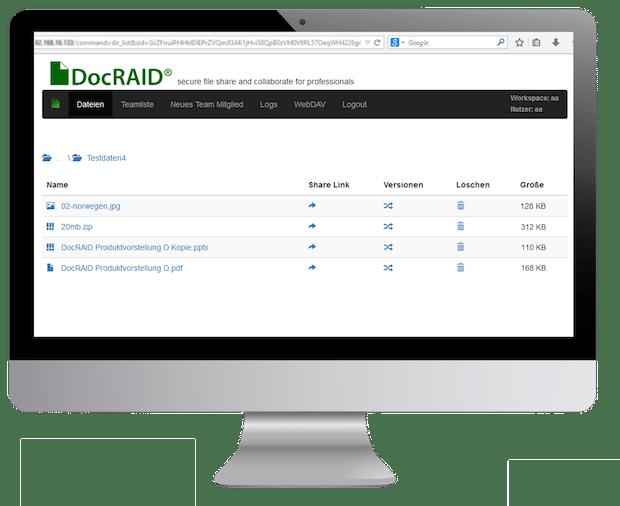 Photo of DocRAID: Das RAID für die Cloud garantiert hohe Sicherheit und Verfügbarkeit