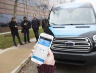 """Zubringerdienst für Ford-Mitarbeiter: Das Experiment """"Dynamic Shuttle Service"""" ist auf dem Weg zur Realität"""