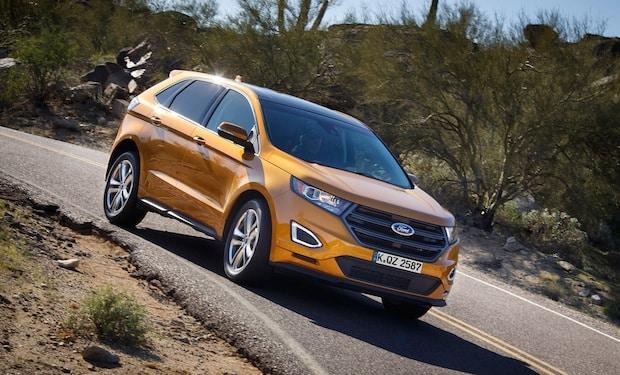 Bild von Ford Edge: Neues SUV-Top-Modell kostet ab 42.900 Euro