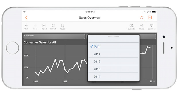 Photo of Tableau 9.2 und neue iPhone-App bringen mehr Power in die mobile Analyse