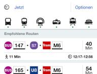 Die lokale Mobilitäts-App Moovit bringt smarten Nahverkehr nach Stuttgart
