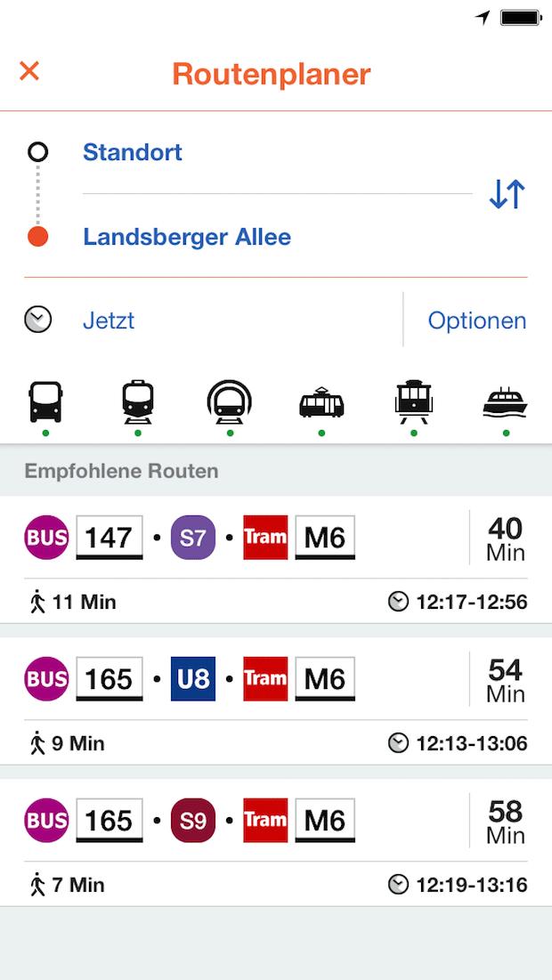 Bild von Die lokale Mobilitäts-App Moovit bringt smarten Nahverkehr nach Stuttgart