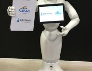Erste Kreuzfahrtreederei testet den Einsatz von emotionalen Robotern an Bord