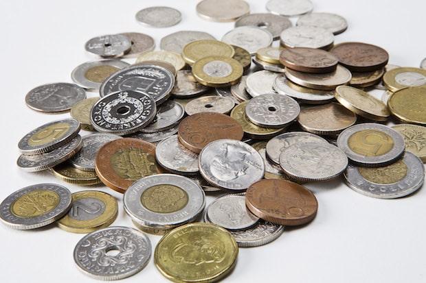 Photo of Wo werde ich Münzen aus dem Ausland los?