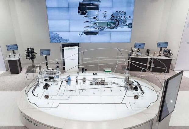 Photo of Schaeffler zeigt Technologien für die Mobilität von morgen
