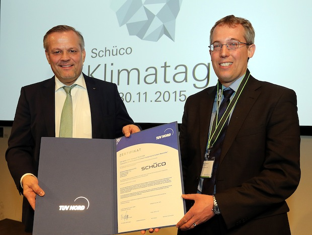 Photo of Schüco International KG: Reduktion des CO2-Fußabdrucks um 60 %