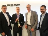 ASAP stellt 1000. Mitarbeiter ein