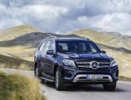 Mercedes-Benz GLS und V-Klasse sind Restwertriesen 2016