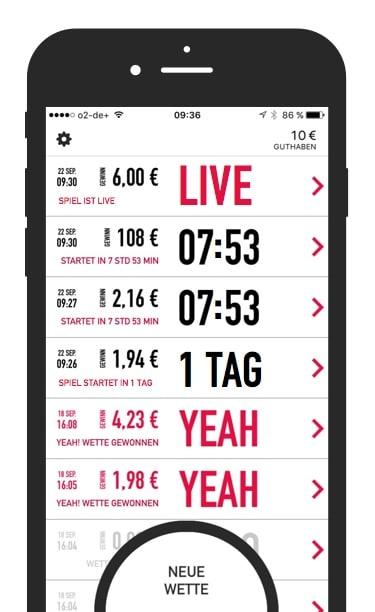 Bild von Tipico launcht Couchsports zweite Wett-App Stake It