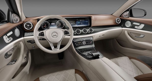 Photo of Mercedes-Benz auf der CES 2016