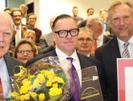 "Olaf Arlinghaus ist nun offiziell ""Professor des Jahres"" 2015"