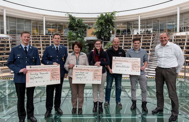 Photo of TANNER-Belegschaft spendet über 5.000 Euro an gemeinnützige Einrichtungen