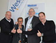 """Best Performing Security Distributor DACH"""