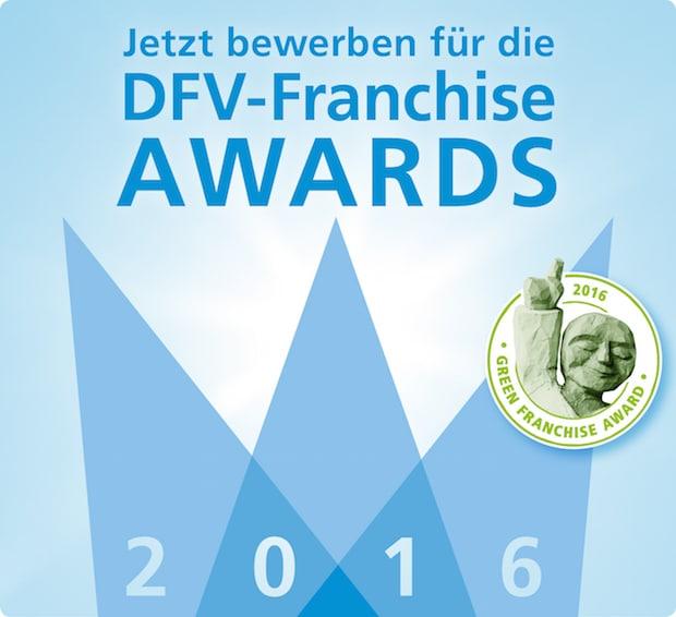 Photo of Bewerbungsstart für die DFV-Franchise Awards 2016