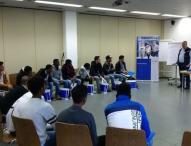Berufsintegrationsprogramm für junge Flüchtlinge und Zuwanderer