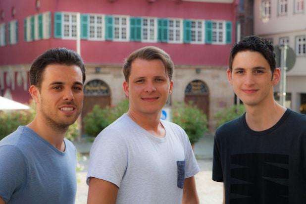 (v.l.n.r.) Alexander Haußmann, Patrick Luik, Fabian Hieber. (Foto: CODE2ORDER).