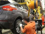 Ford-Werk in Saarlouis baut schnellstes RS-Modell des Herstellers
