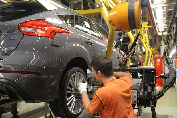 Bild von Ford-Werk in Saarlouis baut schnellstes RS-Modell des Herstellers