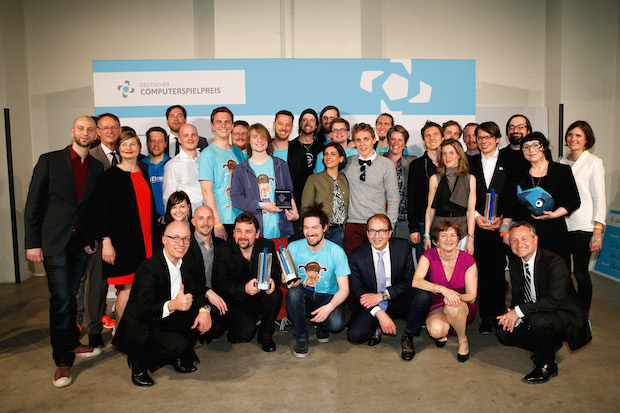 Bild von Bewerbungen für den Deutschen Computerspielpreis noch bis 31. Januar möglich