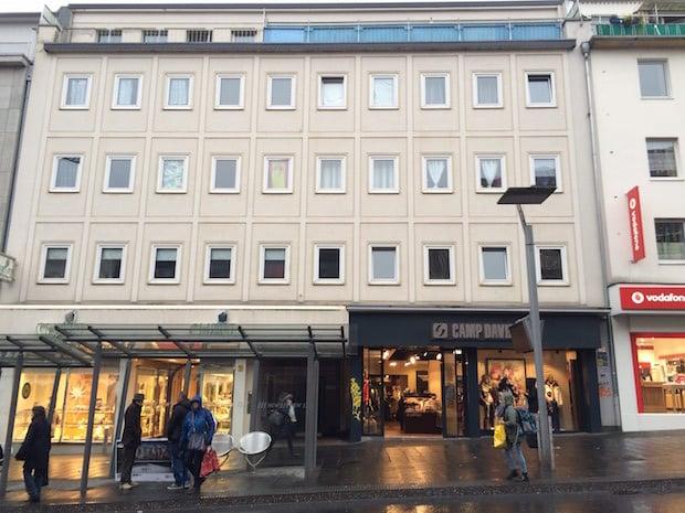 Bild von Eigentümerwechsel in der City