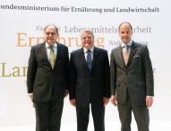 Bundespräsident Gauck erstmals auf Grüner Woche