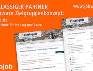 Regiojob vertraut im Stellenmarkt auf Jobware