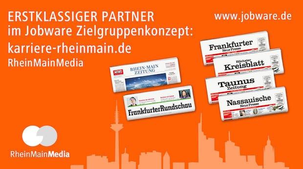 Photo of RheinMainMedia und Jobware kooperieren