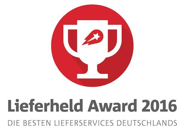 Bild von Lieferheld Award 2016