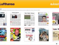 Erweitertes Newstainment der Lufthansa