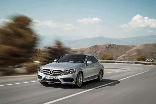 Bild von Mercedes-Benz erzielt fünftes Rekordjahr in Folge