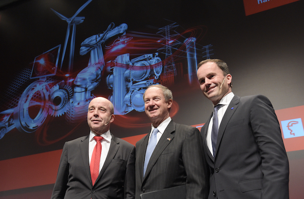 Photo of HANNOVER MESSE mit Partnerland USA