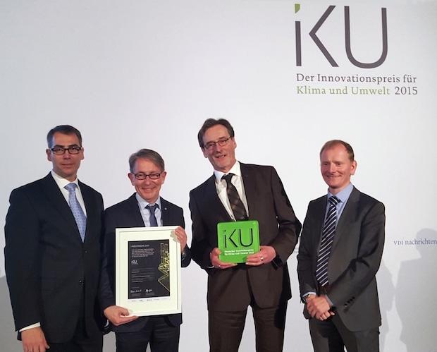 Bild von Deutscher Innovationspreis für Klima und Umwelt 2015