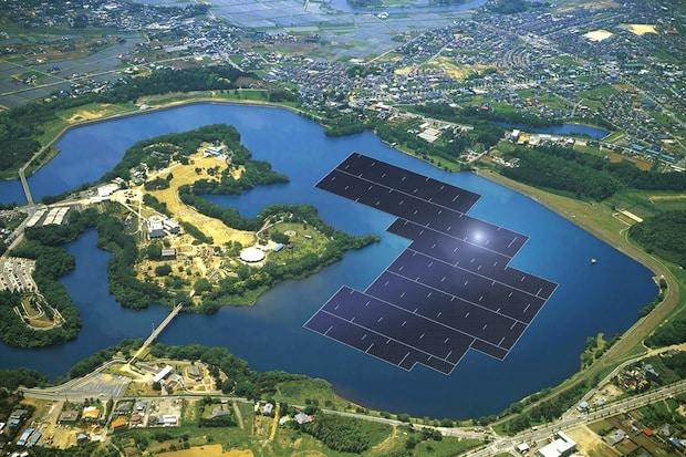 Photo of KYOCERA TCL Solar beginnt mit Bau einer schwimmenden 13,7-MW-Solaranlage