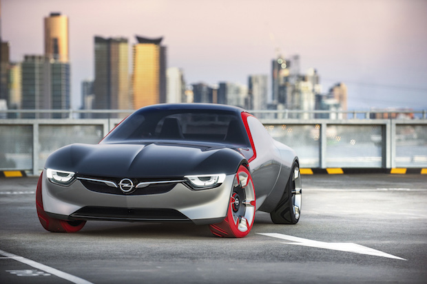 Bild von So sieht der Sportwagen der Zukunft aus