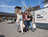 City Outlet Bad Münstereifel zieht positives Jahres-Resumée