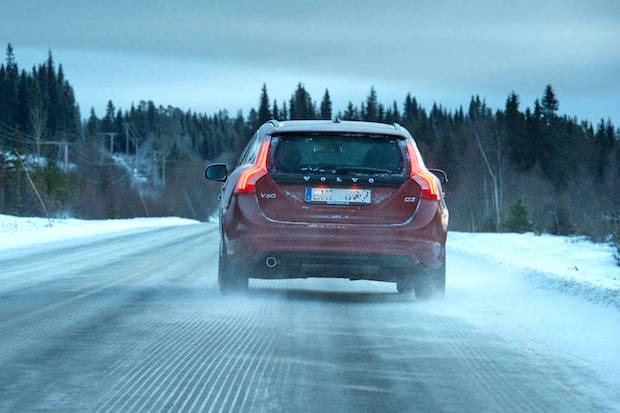 Bild von Sogenannte Run-Flat-Reifen können gerade im Winter nützlich sein