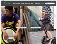 Segway Niederlande geht mit Shopware 5 online